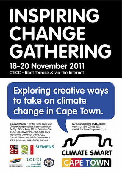 Inspiring Change: 18 - 20 Nov, CTICC